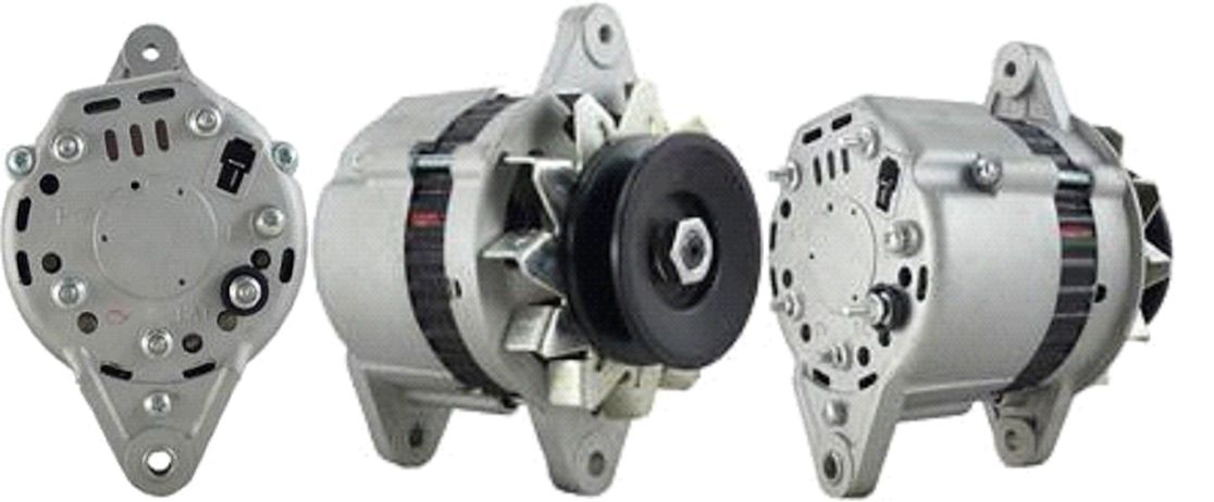 White 21 Field Boss Alternator Replaces 33-0134376