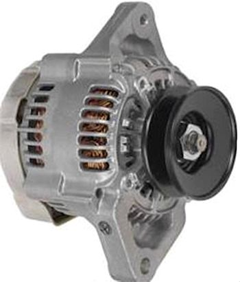 Alternator for Case Compacts with Yanmar Engines replaces VV11962677210