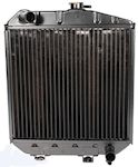 Radiator for Kubota B1550