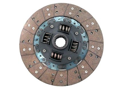 Clutch Disc for FORD-NH BOOMER 4055, T2410, TC48DA, TC55 Replaces SBA320400650