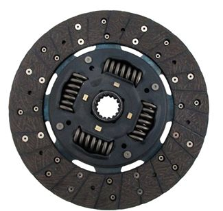 Clutch Disc for FORD NH T2320, T2330, TC45, TC45A Replaces SBA320400570