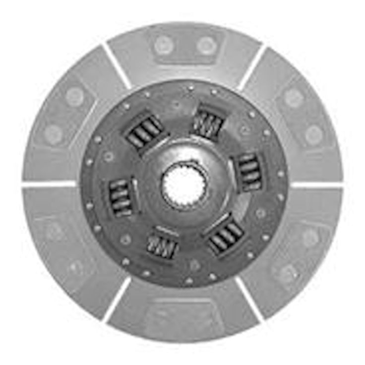 Clutch Disc for Montana 4320, 4340, 4920, 4940, 5720, 5740, R4344, R4944, T7074 Replaces A1250067