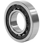 NU207/C3 Roller Bearing for Vicon and Gehl Disc Mowers, Replaces BCA MA1207EL, Vicon 40130207 & Gehl 604673