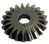 Stub axle side gear 1500D RED repl: 194191-14570