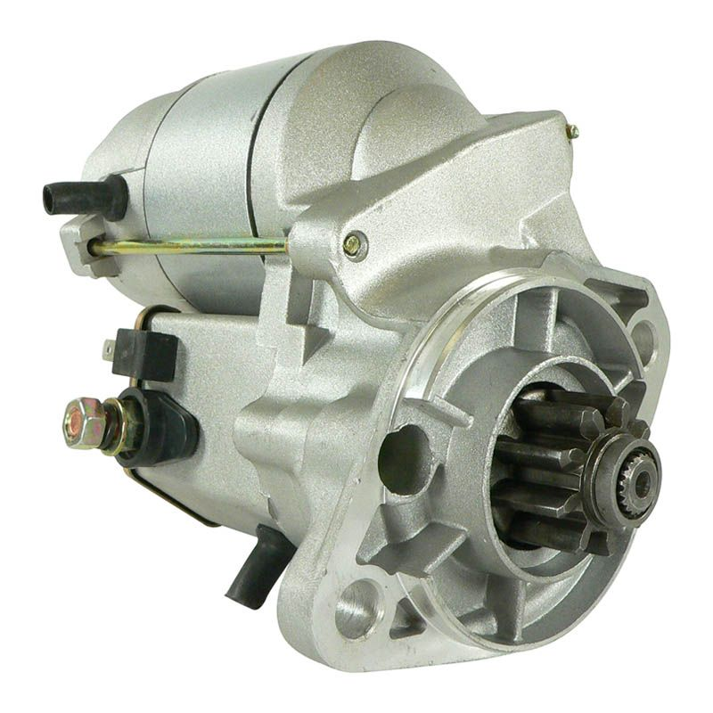 Starter for Bobcat 225, 231, 325, 331 Replaces 6653920, 6655896, 6662323, 6988700