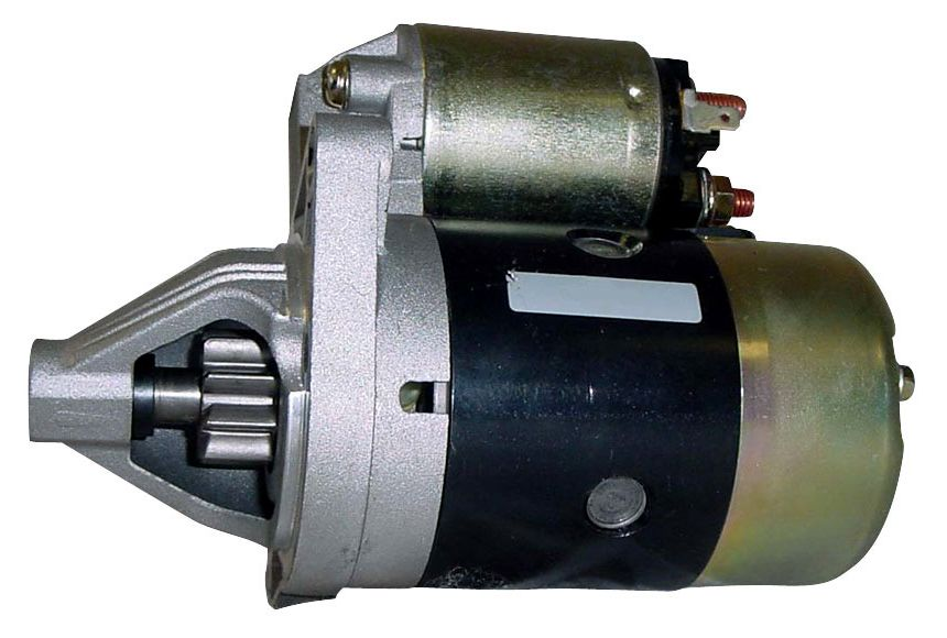 Jacobsen Tractor Starter for T-422D with Kubota D950 Engine